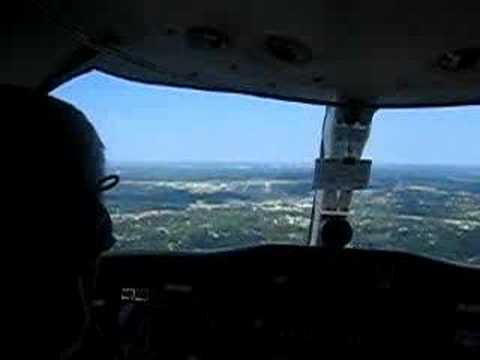 Cessna Citation Landing