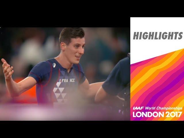 WCH 2017 London - Highlights 800m men Final