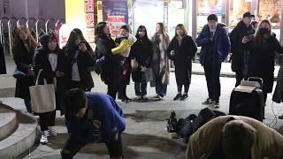 JHKTV]홍대댄스 디오비hong dae k-pop dance dob(ty hj)고민보다 go