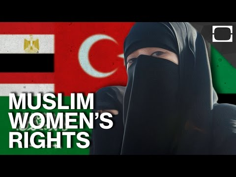 The Best Muslim Countries For Women's Rights