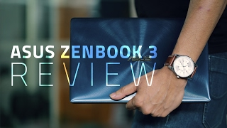 Asus ZenBook 3 UX390UA Review | Better than the MacBook?
