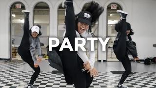 Download Lagu Party - Chris Brown feat. Usher (Dance Video) | @besperon Choreography Gratis STAFABAND