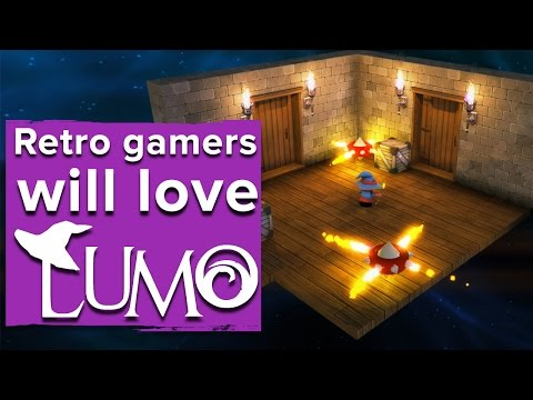 Lumo is nostalgic and lovely - 60fps PC gameplay
