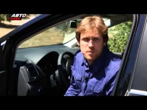SEAT Alhambra / Тест-драйв