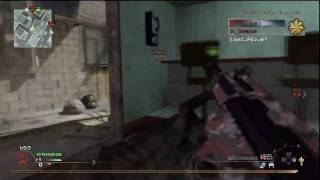 Call of Duty: Modern Warfare 2 Search & Destroy Rush Series - Favela Full Game Tutorial Video in HD