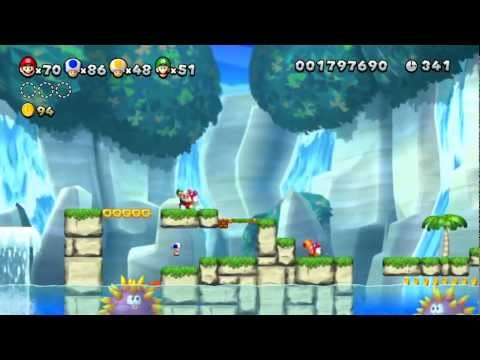 New Super Mario Bros. U - Episode 9