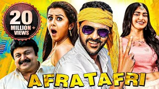 Afra Tafri (Charlie Chaplin 2) 2019 New Released Full Hindi Movie | Prabhu Deva, Nikki, Adah Sharma