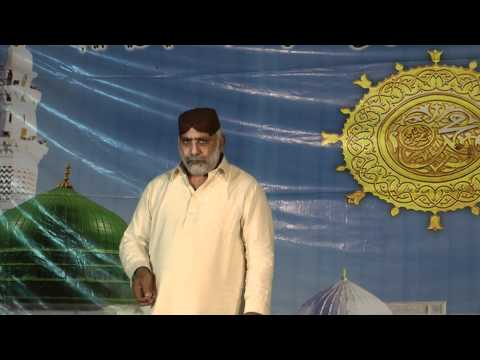 Sardar Saber Reciting  A Beautiful Naat In Dhangri Bahdur. video