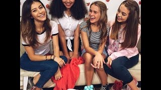 G Hannelius' #GBYG Shopping Slumber Party!