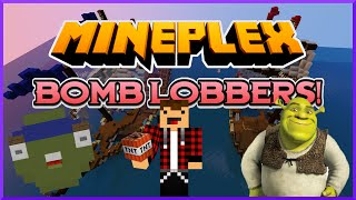 Mineplex Bomb Lobbers! |Minecraft Mini-Games|