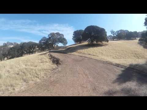 Black Diamond Mines Mountain Biking with GoPro HERO4 Session RAW Video upload test