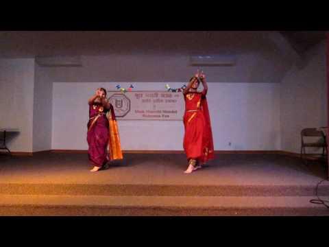 Utah Marathi Mandal Diwali Nite 2009 Lavani
