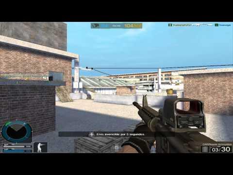 2 º video jugando al op7 ( mi M16 )