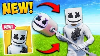 MARSHMELLO SKIN BEST PLAYS! - Fortnite Funny Fails and WTF Moments! #457