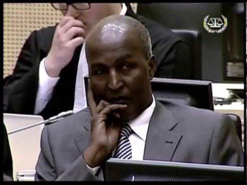 Kenya ICC cases chronology
