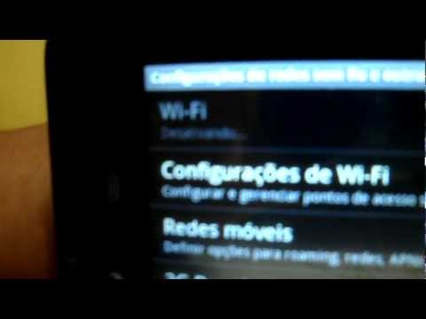Conectando 3G no tablet Genesis