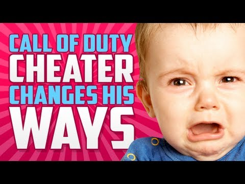 Call Of Duty Cheater Changes His Ways