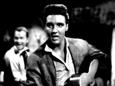 Elvis Presley - A Cane And A High Starched Collar
