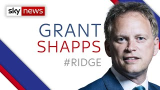 Grant Shapps hints that the spring budget could be delayed