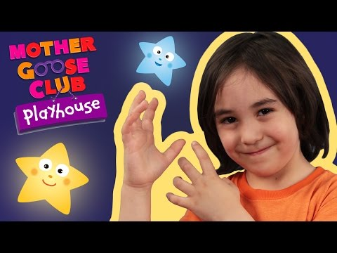 Twinkle Twinkle Little Star - Mother Goose Club Playhouse Kid Video video