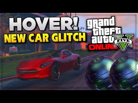 GTA 5 Online Make Your Car HOVER Online! (Grand Theft Auto V Gameplay) GTA 5 Online Glitch!