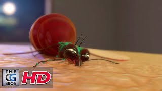 "CGI 3D Animated Short ""The Itch"" - by Yang Huang 