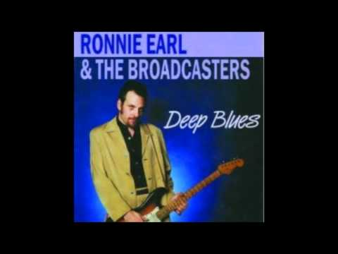 Ronnie Earl&The Broadcasters Baby Doll Blues