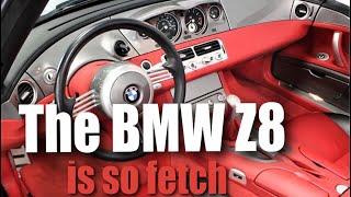 The BMW Z8 Roadster