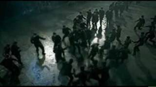 JACKY WU JING vs 100 FIGHTERS