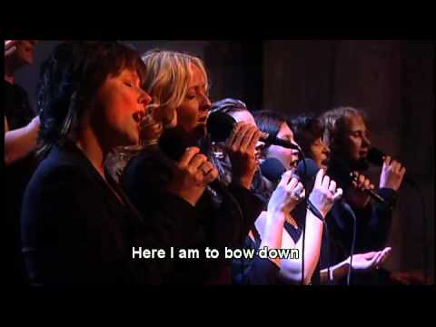 Olso Gospel Choir - Here I Am To Worship(hd)with Songtekst lyrics video