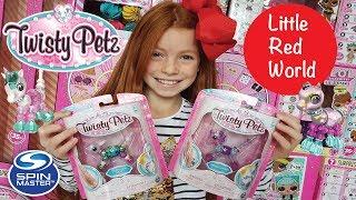 TWISTY PETZ | Little Red World
