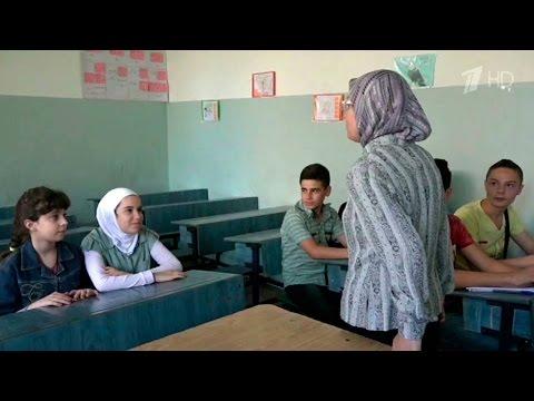 В сирийских школах всплеск интереса кизучению русского языка.