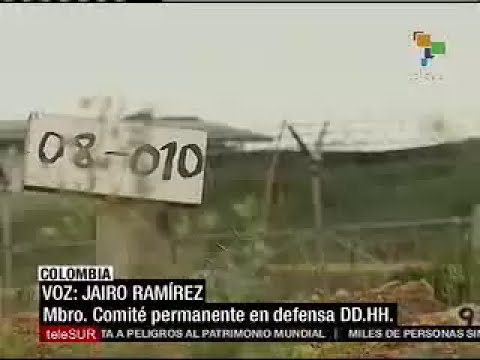 Dinero del Plan Colombia financia masacres como la de La Macarena