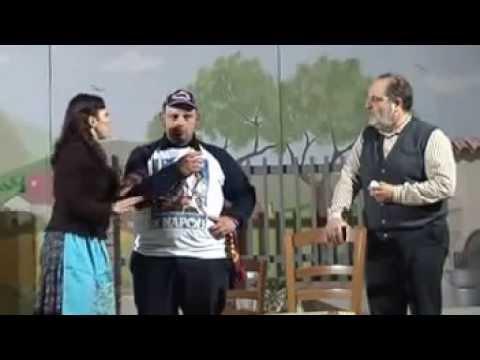 """Nicola Vigliotta in """"Nu Bambiniello e 3 San Giuseppe"""", Sperone (Av) 28 Dicembre 2013 video 1"""
