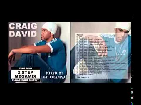 Craig David - 2step Garage