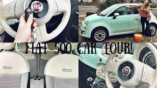 FIAT 500 CAR TOUR!