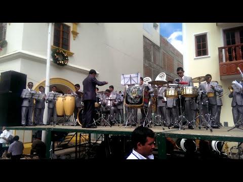 CONCURSO DE BANDAS OTUZCO 2013 BANDA FILARMONICA STAR OTUZCO