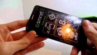 Gigabyte GSmart Essence   Unboxing videó