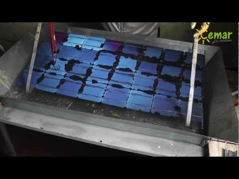 Zr ób sam panele solarne - Make your own PV panels