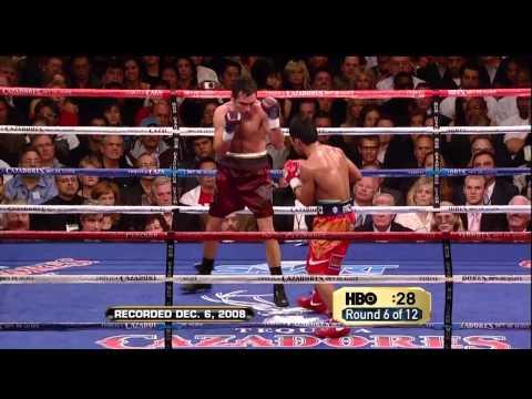 Oscar De La Hoya vs. Manny Pacquiao 06.12.2008 HD