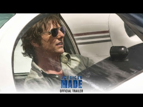 American Made - Official Trailer [HD] streaming vf