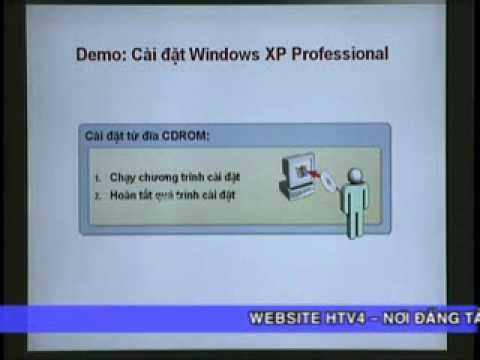 Window xp Professional 2011 - CAI DAT HE DIEU HANH WINDOW XP PROFESSIONAL BANG TAY | MCSA