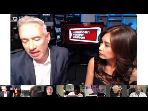 #FanChat W/Roland Emmerich (Director White House Down), Nat Wolff