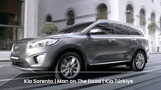 All New Sorento Man on the Road