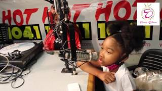Kid Goalss Interview W/ Princess Stormm