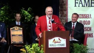 Cardinals HOF: Bruce Sutter on Bob Forsch