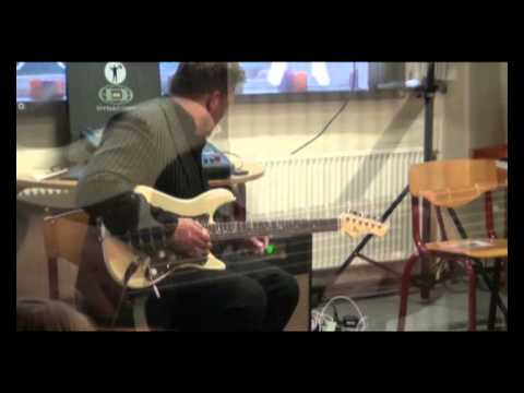 Magneto Guitars - Bogner Amps - Perry Stenbäck demo