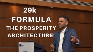 29k Formula to Build Passive Income - The Prosperity Architecture