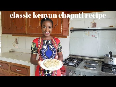 HOW TO MAKE CHAPATI | CLASSIC CHAPATI RECIPE | #BACKTOBASICS | KALUHI'S KITCHEN