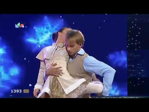 Kvieciu sokti 2011 Irūna Puzaraitė ir Rimvydas 1119